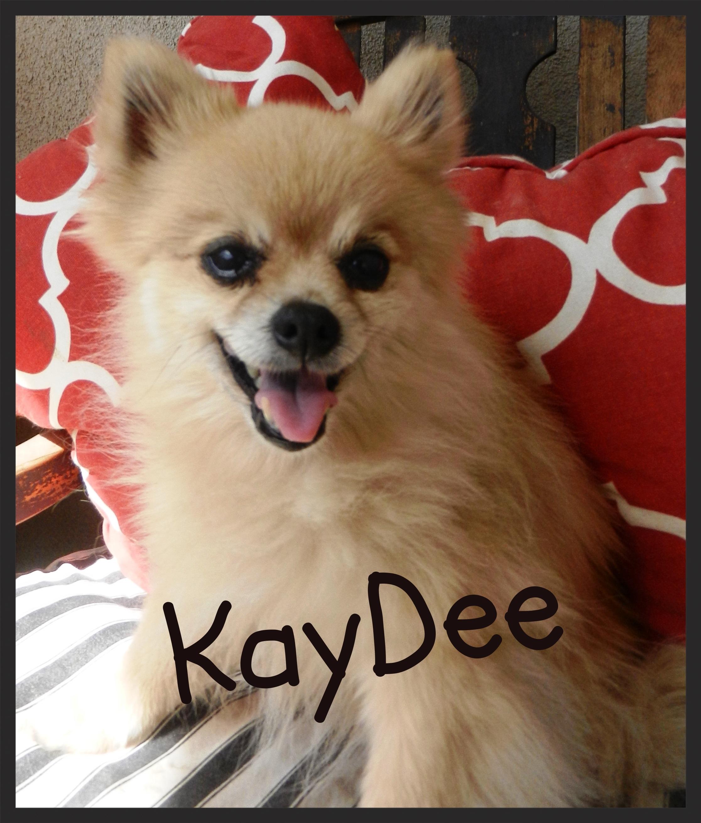 Framed KayDee