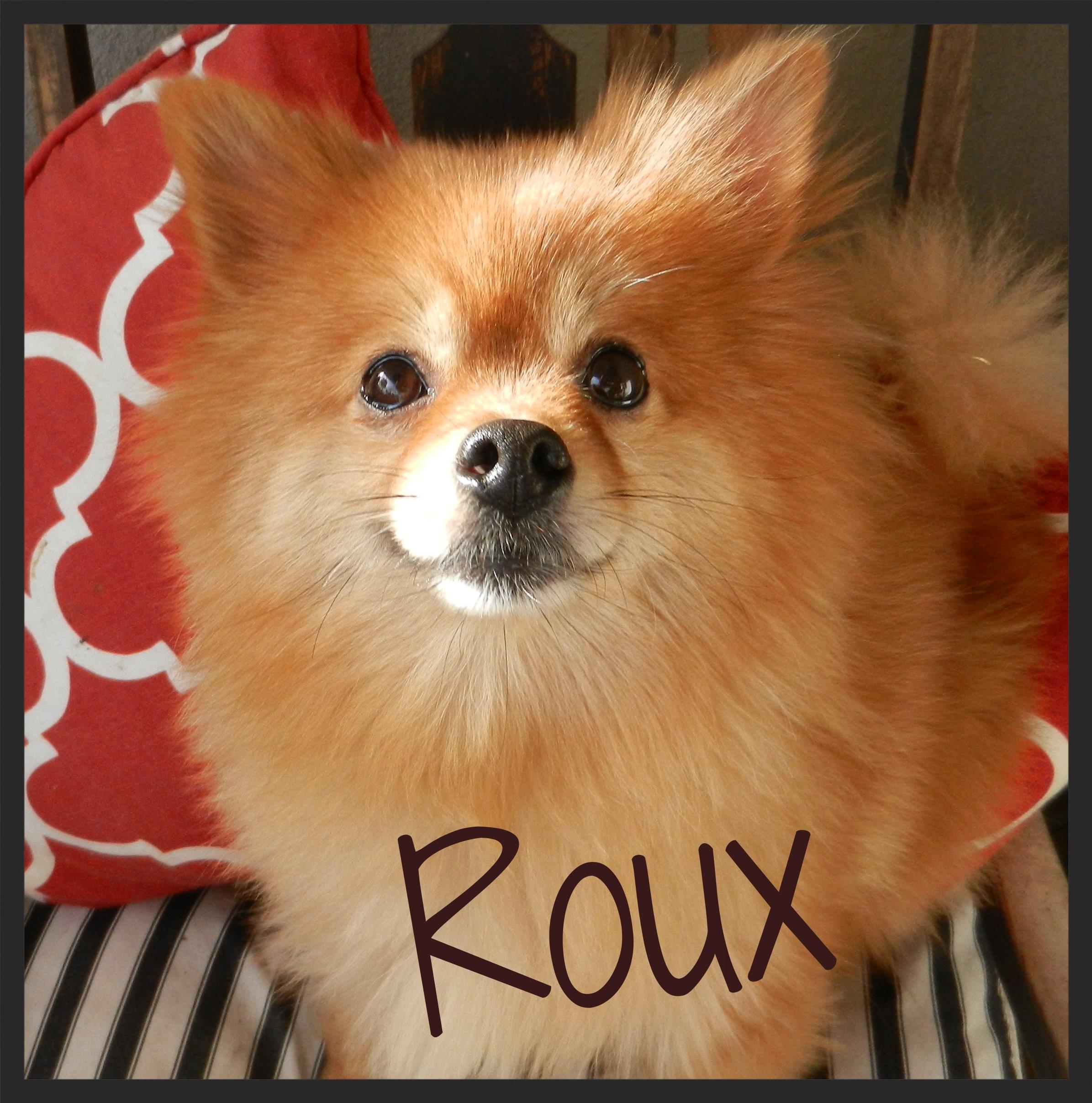 Framed Roux